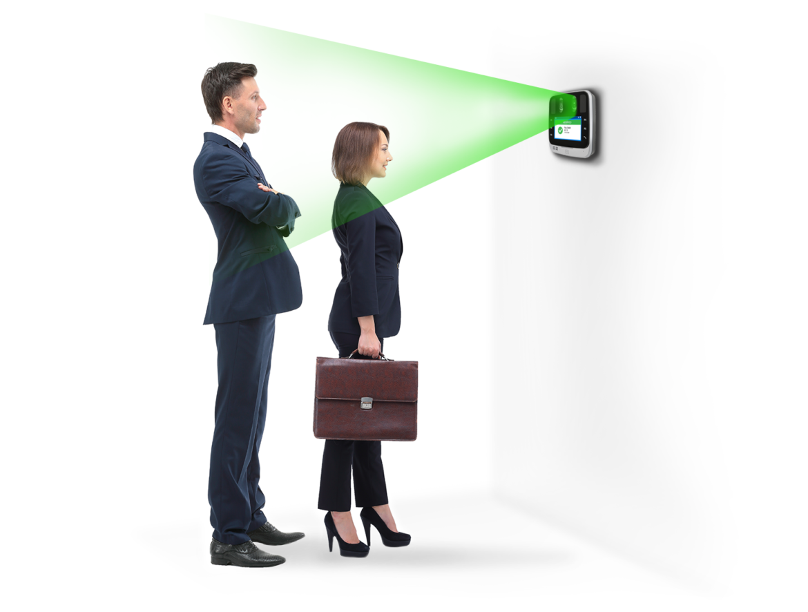 Tender For Installation Of Touchless Iris Capturing