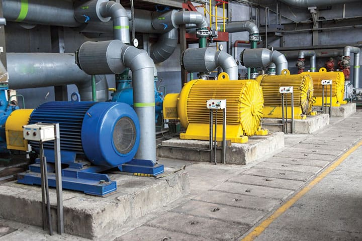 Annual Maintenance Contract For Operation And Maintenance Of Motor Pump